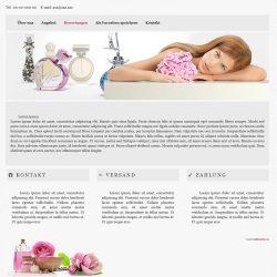 szablony ebay kosmetyki